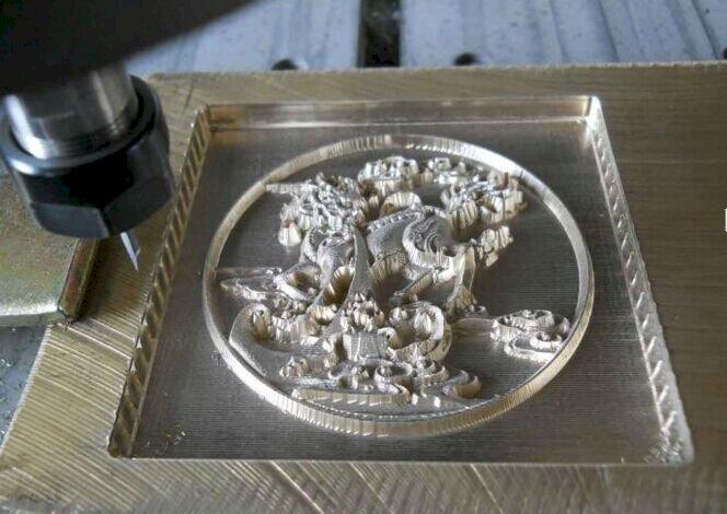 Dịch vụ điêu khắc CNC chính xác cao lên mọi vật liệu