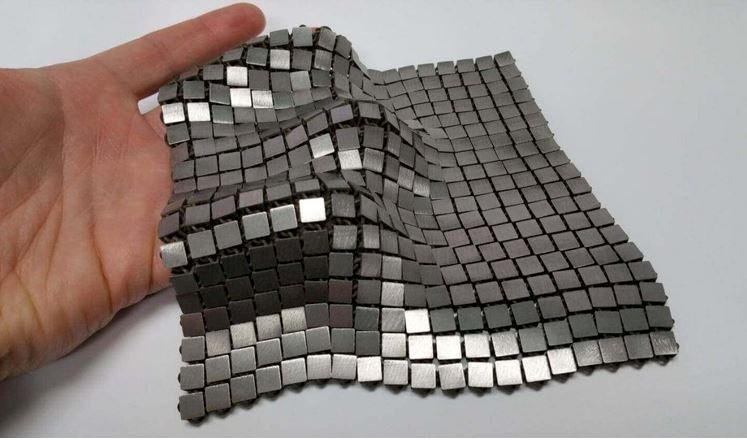 """NASA phát triển """"vải không gian"""" đa năng với công nghệ in 3D kim loại"""